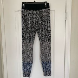 NWOT Leopard Leggings